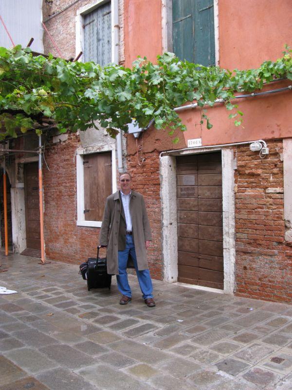Arriving Cannaregio Hotel