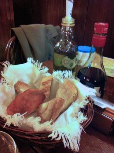 DeMura dinner Bologna