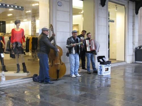 Padua Street Musicians