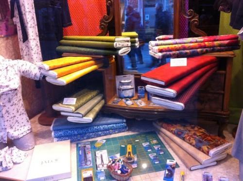 Quilt shop Venice Cannaregio