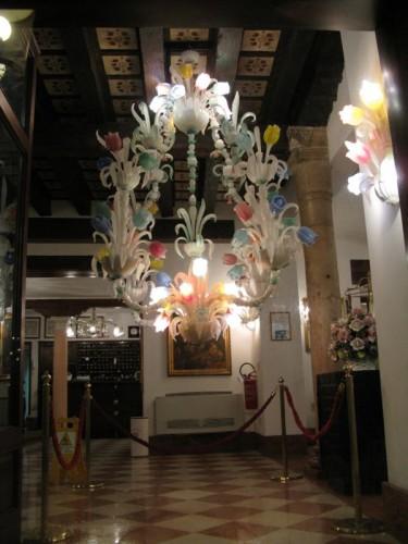 Venice Hotel Chandelier