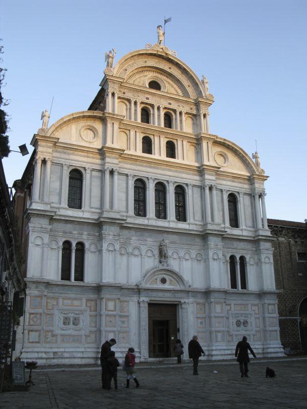 Venice San Zacharia church 2