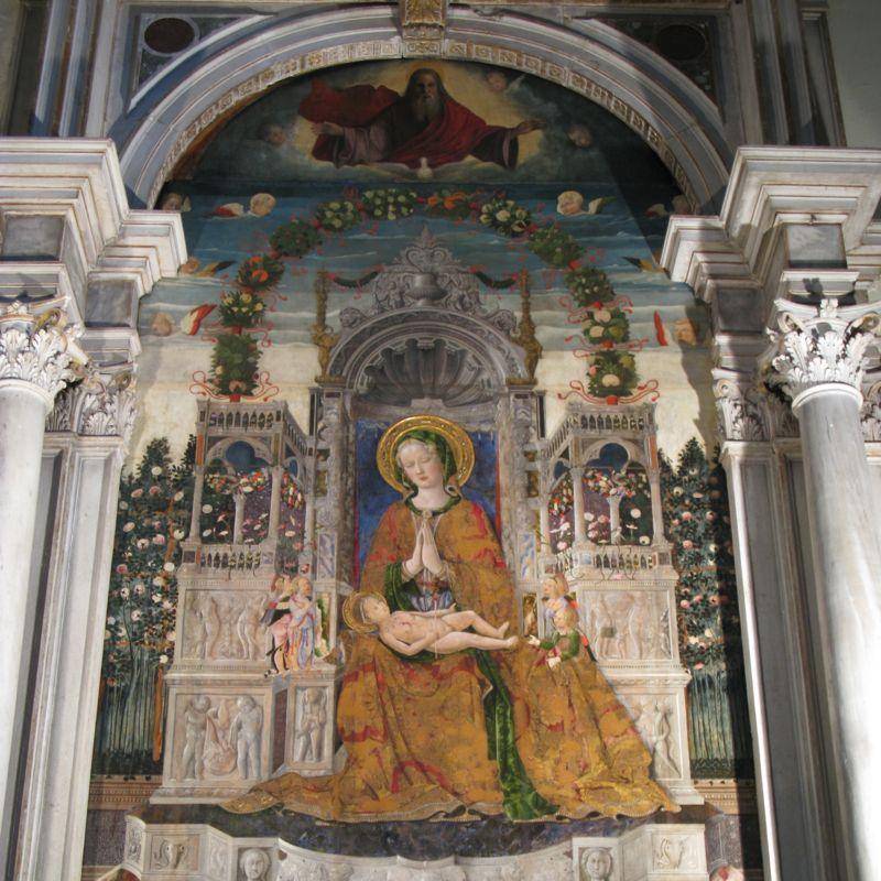 San Francesco della VignaMadonna3