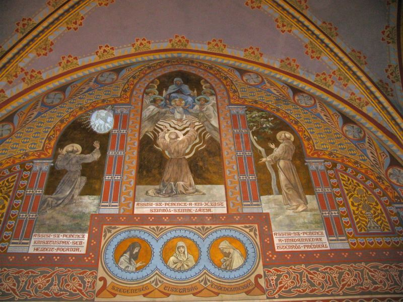 2Budapest_cathedral12n StFrancisWall