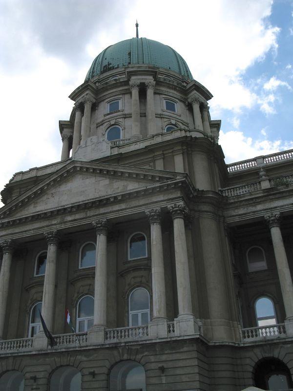 Budapest_Royal Palace