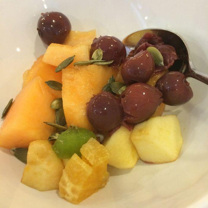 Budpest Breakfast Fruit
