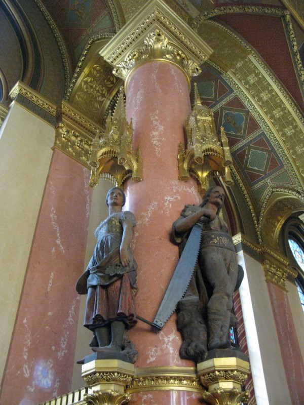 BudapestDay3_6 Parliament8a