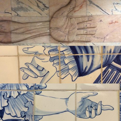 IG Hands Collage Lisbon