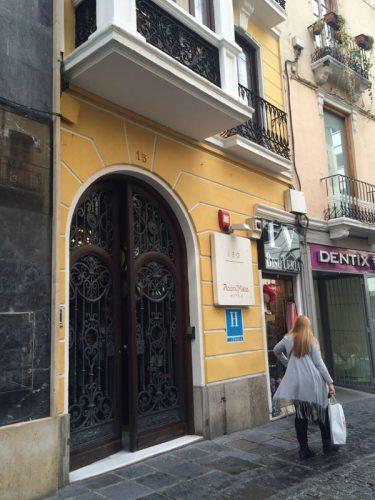 Leo Hotel_Doorway
