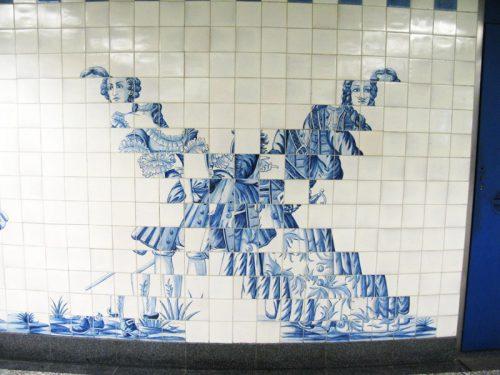 Lisbon Metro_CampoGrande_2