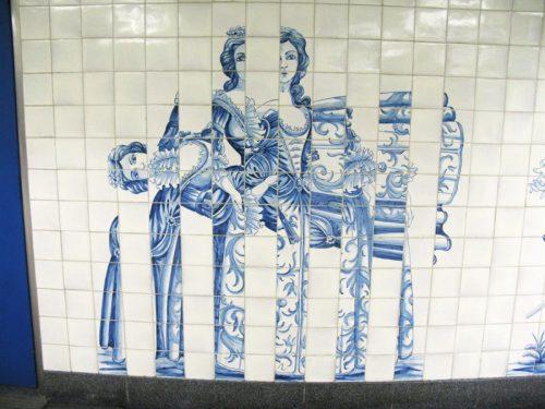 Lisbon Metro_CampoGrande_3