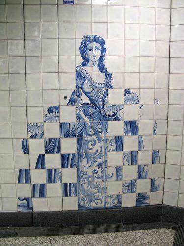 Lisbon Metro_CampoGrande_3a