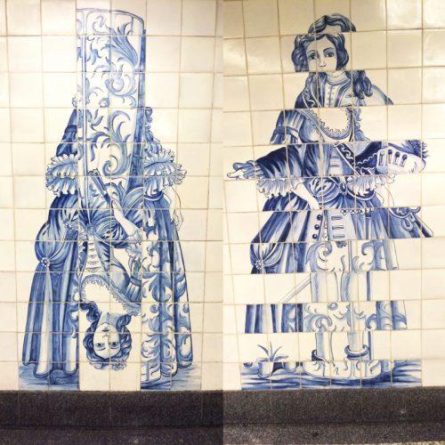 Lisbon Metro_CampoGrande_3c