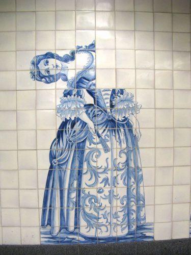 Lisbon Metro_CampoGrande_3d