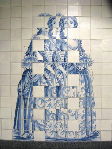 Lisbon Metro_CampoGrande_3e