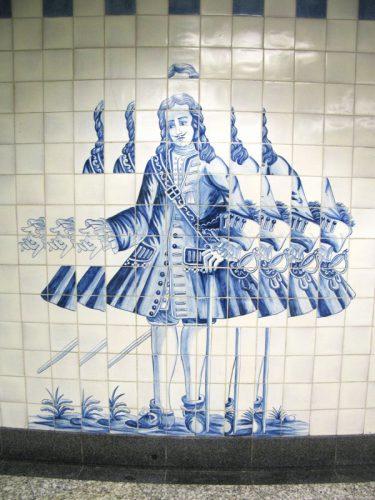 Lisbon Metro_CampoGrande_4