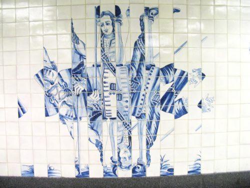 Lisbon Metro_CampoGrande_4b