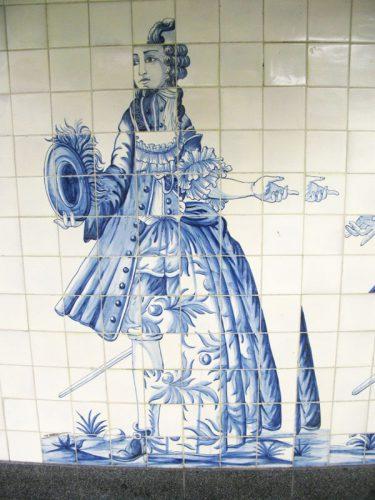 Lisbon Metro_CampoGrande_5