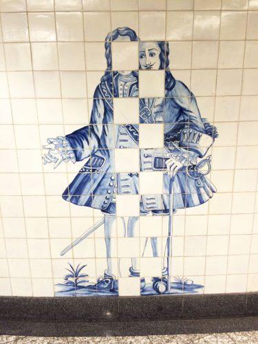 Lisbon Metro_CampoGrande_6
