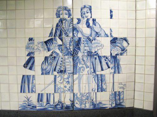 Lisbon Metro_CampoGrande_7
