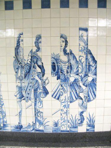 Lisbon Metro_CampoGrande_8