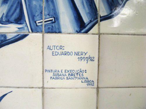 Lisbon Metro_CampoGrande_artist