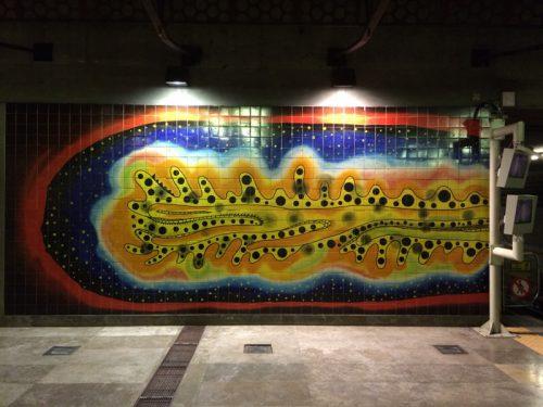 Lisbon Metro_Oriente-3a