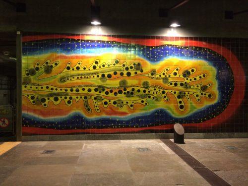 Lisbon Metro_Oriente-3b