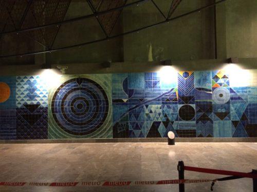 Lisbon Metro_Oriente-4a