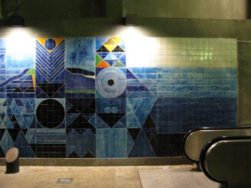 Lisbon Metro_Oriente-4b
