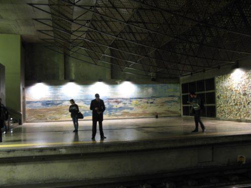 Lisbon Metro_Oriente-8