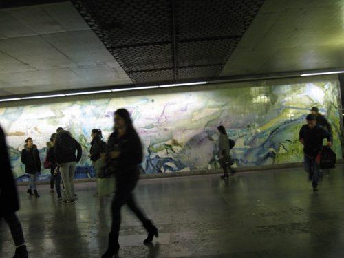 Lisbon Metro_Oriente-9