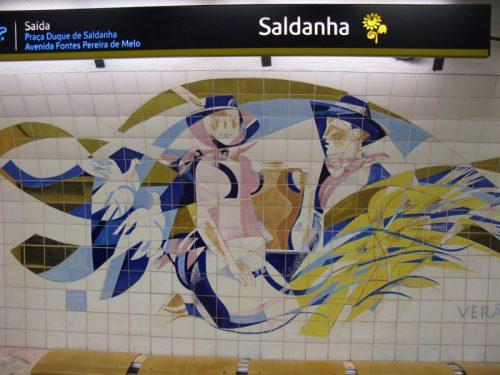 Lisbon Metro_Saldanha_4