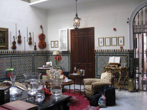Sevilla Amadeus Lobby2