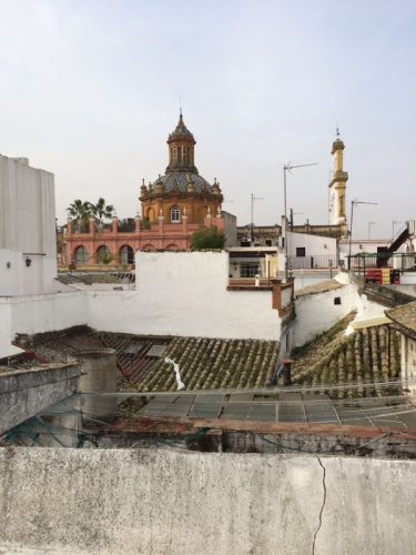 Sevilla Amadeus Roof View