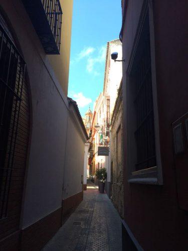 Sevilla Amadeus Street