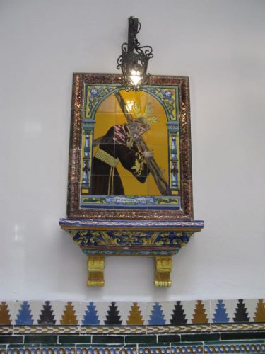 Sevilla Amadeus detail
