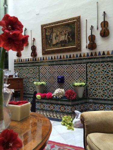 Sevilla Amadeus lobby
