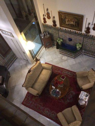 Sevilla Amadeus lobby_above