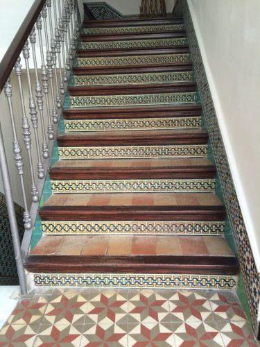 Sevilla Amadeus steps