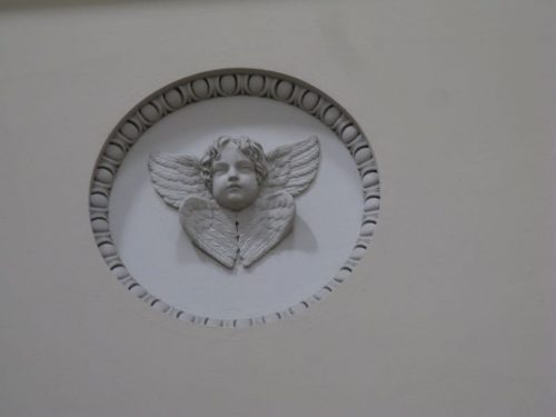 Christus InteriorAngelMedallion