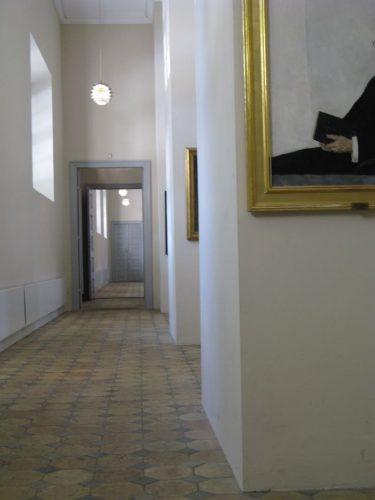 Christus InteriorHallway